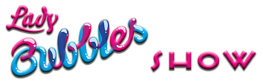 Lady Bubbles Show Logo